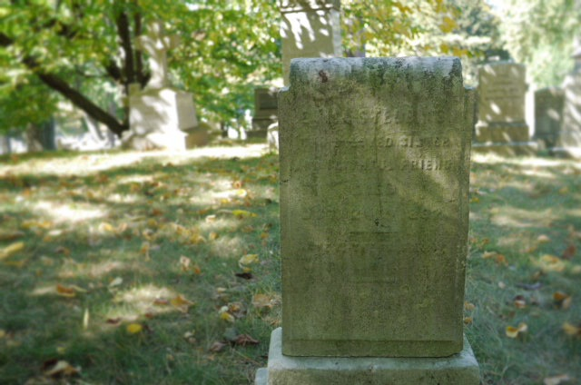 Emma Stebbins Green-Wood Cemetery Brooklyn