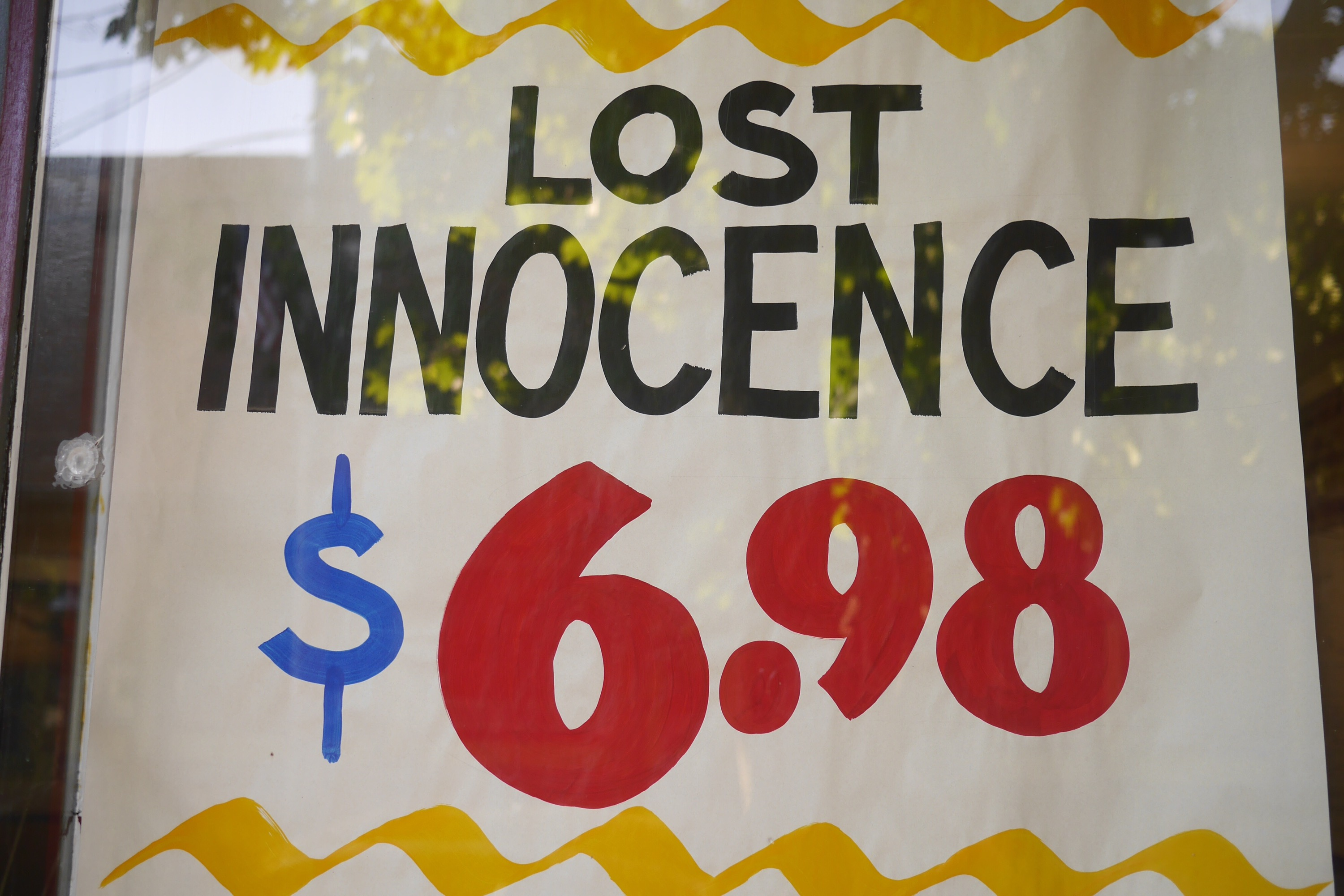 Sign: Lost Innocence, $6.98