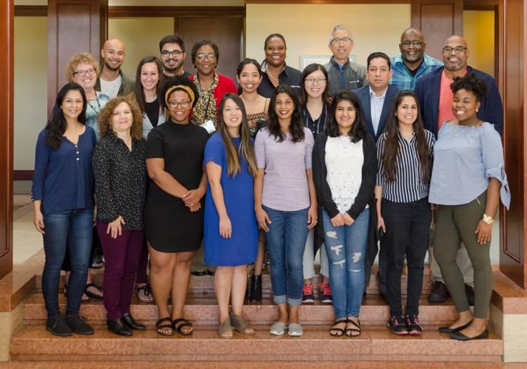 Poynter Power of Diverse Voices seminar.
